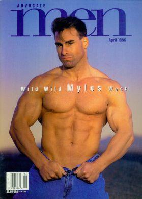 Advocate Men Magazine and Men Magazine Page 3