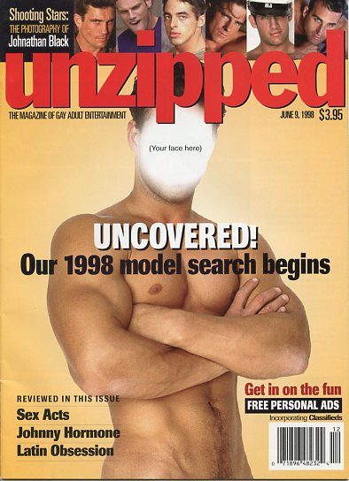 from Zain unzip gay magazine