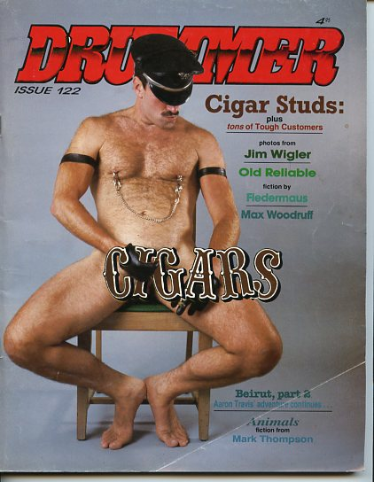 Drummer Magazine Gay 60