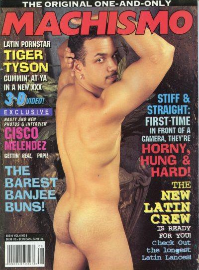 Latin Mens Magazine 8
