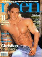 oldmags.com - Advocate Men December 1993 - Product Details